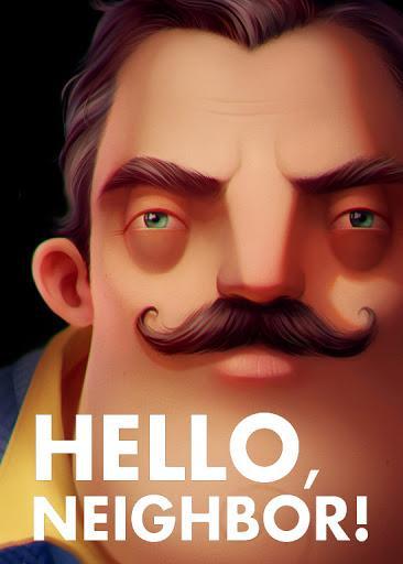 你好,邻居!